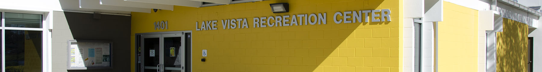 Rent Lake Vista Recreation Center