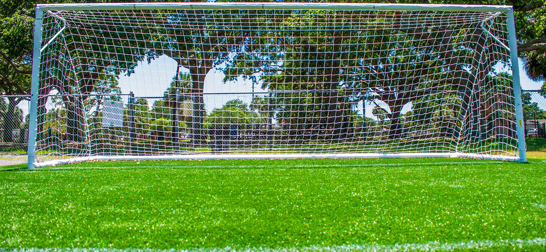 Lakewood Soccer Field Goal
