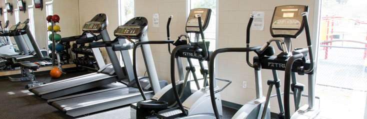 Indoor Exercise Areas